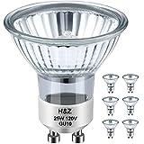 H&Z NP5 gu10 120v 25w Bulb Candle Warmer, 6pcs gu10+c...