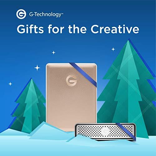 G-Technology 10TB G-DRIVE USB-C (USB 3.1 Gen 1) Desktop External Hard Drive - 0G05678-1