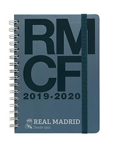 Agenda escolar 2019/2020 A5 12 meses Semana Vista Real...