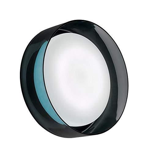 Diver W5 LED Wandleuchte, rauch glänzend Ø 51cm 2700K 2175lm nicht dimmbar
