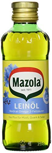 Mazola Leinöl, 250 ml