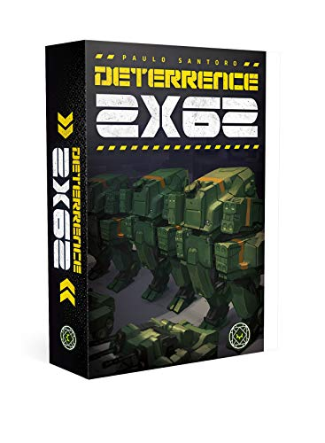Deterrence 2X62 - Mandala Jogos
