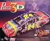 Puzz 3D Jeff Gordon Winner's Circle 1999 Monte Carlo Puzzle