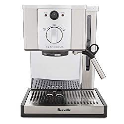 Breville ESP8XL Cafe Roma Stainless Steel Espresso Machine Review