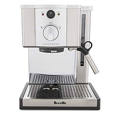 Breville ESP8XL Cafe Roma Stainless Espresso Maker