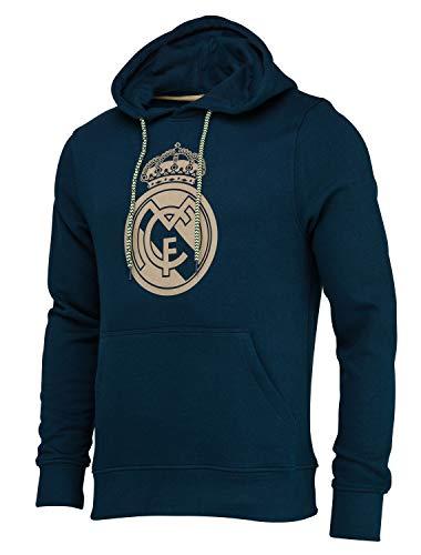 Real Madrid KapuzenSchweißshirt Offizielle Sammlung - Mann - Größe M