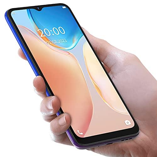 Android 11 Smartphone Blackview A70 Cellulari Offerte, 6.51 Pollici HD+ Smartphone Offerta, 5380mAh Batteria Octa core, 3GB RAM+32GB ROM, 13MP+5MP Tripla Fotocamera Dual SIM Telefono Cellulare (blu)