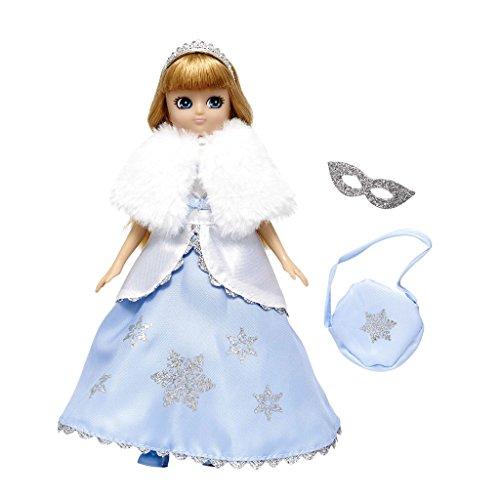 Lottie LT003 Puppe Snow Queen - Puppen Zubehör Kleidung Puppenhaus Spieleset - ab 3 Jahren