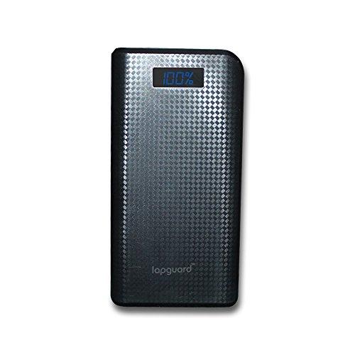 Lapguard 20800 mAh Lithium Ion Power Bank LG807 (Black)