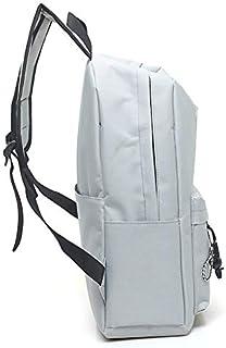 Canvas Backpack Elk Pattern Unisex Fashion Rucksack Girls Boys Satchel Student School Bag Travel Bag