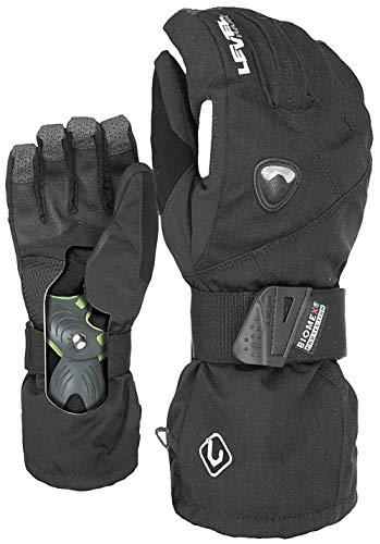 Level rękawice męskie Fly, czarne, 7,5