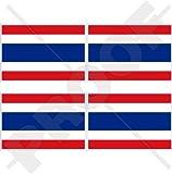 thai decal - THAILAND Flag, Thai SIAM Siamese 2