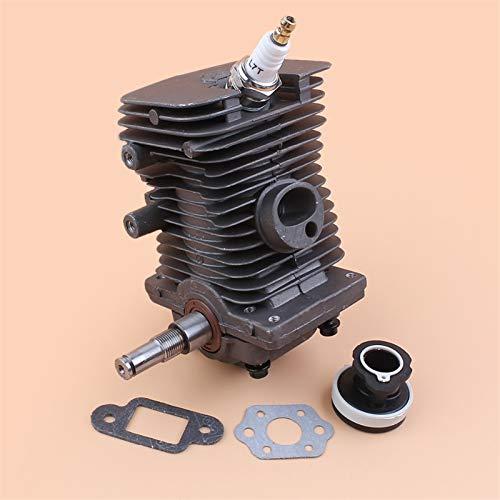 Fjiujin Motor Motor CILINDOTE CANEGAJE DE CANAJE Ajuste para STIHL MS180 MS170 018 MS 180 170 Piezas de Motosierra de Gasolina