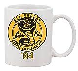 Cobra Kai All Valley Karate Championship Mug Cup Café Vaso