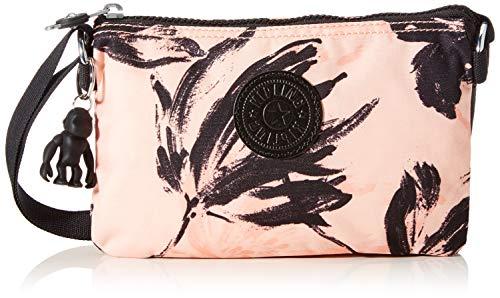 Kipling Creativity Xb, Bandolera para Mujer, Coral, One Size