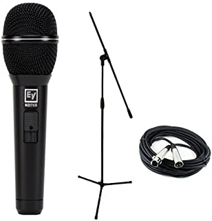 Electro-Voice ND76S Dynamic Cardioid Vocal Microphone...