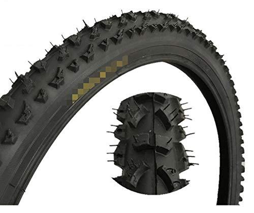 XIOFYA 20 * 2.125 20' 20 inch 20X1.95 2.125 Fit for BMX Bike Pneumatici Bambini in Forma for MTB Mountain Bike Pneumatici Ciclismo Equitazione K905 K816 Inner Tube (Colore : 20X1.95)