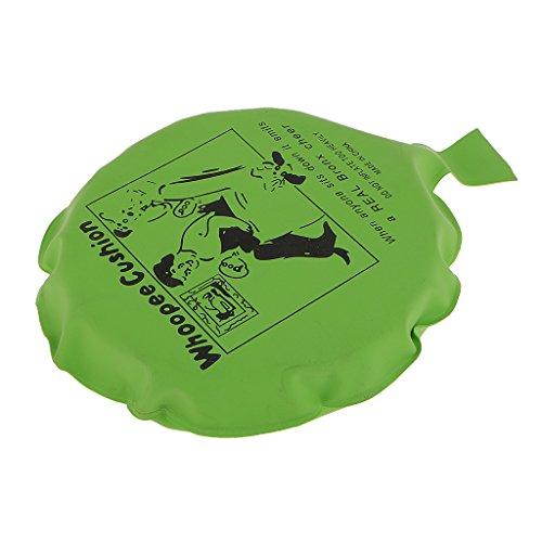 kleines Furzkissen Pfurzkissen Pupskissen Furz Pups Kissen Scherzartikel - Grün