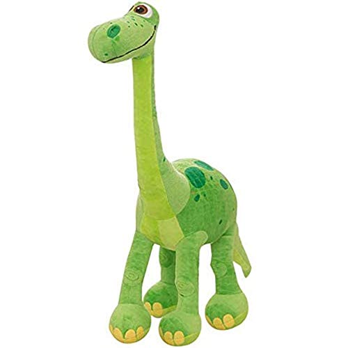 WENTS Juguete de Dinosaurio Relleno Peluche Animal de Peluche Lovely Soft PP Algodón Juguete de Peluche Fiesta en Casa Regalo para Niños 30 Centímetro (Verde)