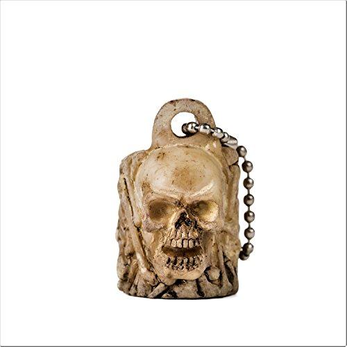 Blunt Splitter Keychain Blunt Cigar Cigarillo Cutter (Skull)