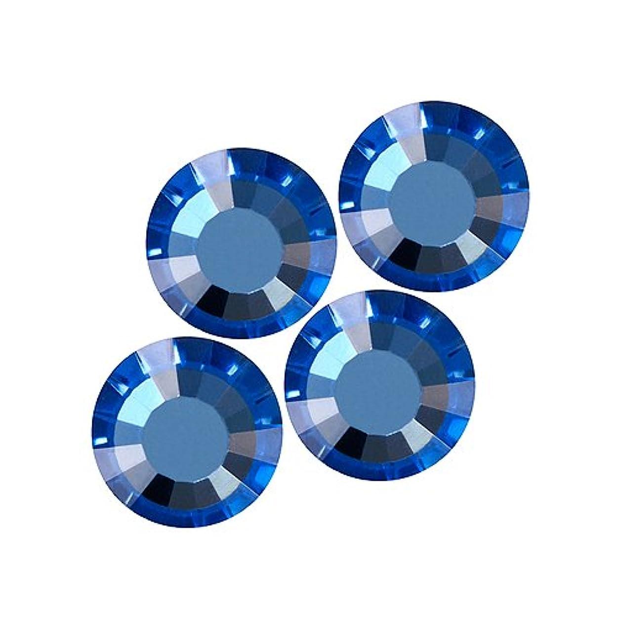 違法道を作る剃るバイナル DIAMOND RHINESTONE サファイアSS6 1440粒 ST-SS6-SAP-10G