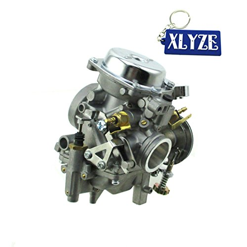 Xlyze Vergaser 26 mm für Yamaha Virago XV250 Route 66 1988-2014 XV125 1990-2011