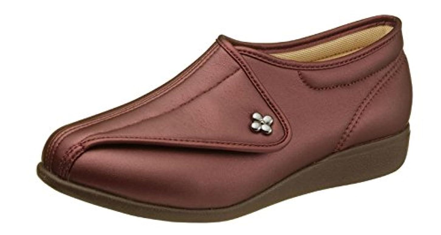 汚す請求書すみません快歩主義L011 ワインスムース 【 3E 】 ?歩くことを医学的に分析して開発しました。もっと元気になれる靴?快歩主義