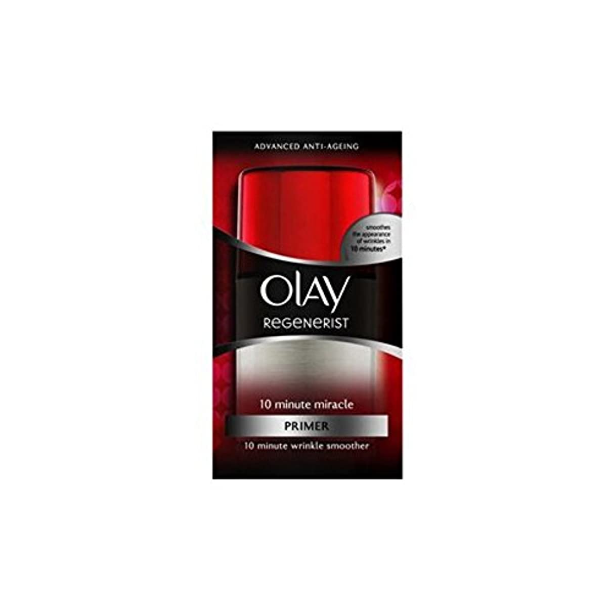 古い離れて差し引くオーレイリジェネスーパー10分の奇跡顔の保湿剤(50ミリリットル) x4 - Olay Regenerist Super 10 Minute Miracle Facial Moisturiser (50ml) (Pack of 4) [並行輸入品]