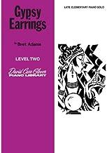 Best gypsy earrings piano sheet music Reviews