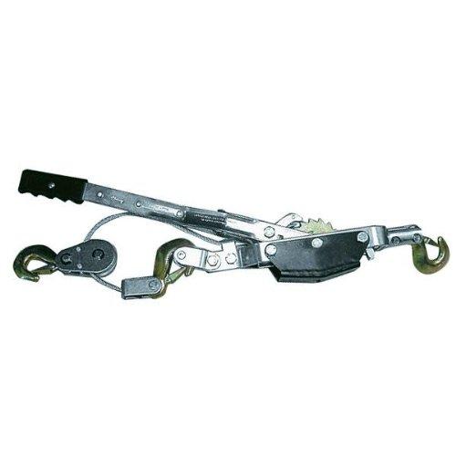 Berger 60006 - Polipasto de cable (resistencia hasta 4 t)