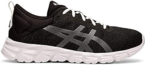 ASICS Women's Gel-Quantum Lyte Shoes, 8.5M, Black/Carrier Grey