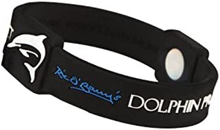 EFX Silicone Sport Wristband (Dolphin Project, 8-Inch)
