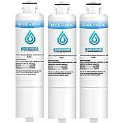 Samsung DA29-00020B Refrigerator Water Filter by BELVITA, Compatible with Samsung DA29-00020B-1, DA29-00020A, DA97-08006A, HAF-CIN/EXP, 46-9101, 469101, 9101, 4609101000 (Pack of 3)