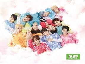 The Boyz - [The Start] 2nd Mini Album B Set Ver CD+80p Booklet+1p PhotoCard+1p Post+1p Special Photo Card+Sticker+Pre-Item(Polaroid) K-POP Sealed