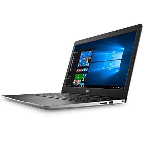 Dell Inspiron 15 3593, Silver, Intel Core i5-1035G1, 8GB RAM, 256GB SSD+1TB SATA, 15.6' 1920x1080 FHD, 2GB NVIDIA GeForce MX230, Dell 1 YR WTY + EuroPC Warranty Assist, (Renewed)