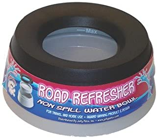Jolly Pets Road Refresher Bowl Size: 32 Ounce, Color: Gray