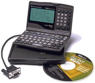 Texas Instruments PocketMate 300 Organizer w/ PC-Link (Brand New)