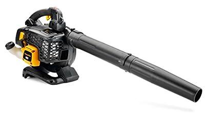 Poulan Pro PRB26, 25cc 2-Cycle Gas 470 CFM 200 MPH Handheld Leaf Blower