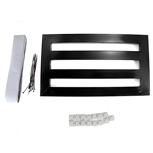 AnySell Pedaal boards Effecten Pedaal Board Cases Elektrische Gitaar + Magic Tape 37 * 27cm Zwart