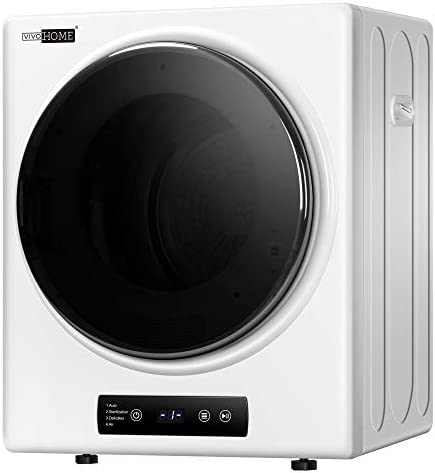 VIVOHOME 110V 900W Electric Compact Portable Clothes Laundry Dryer Machine for Apartment 2 6 product image