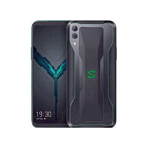Black Shark 2 8GB + 128GB Negro - Dual SIM, 6.39 Inch AMOLED, Snapdragon 855, Adreno 640 GPU, Liquid Cooling 3.0, Dual Cámara Trasera 48MP + 12MP, Teléfono de Juego - Versión Española