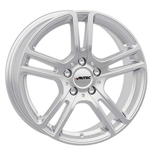 Autec Llantas MUGANO 7.5x17 ET42 5x112 SIL para Mercedes-Benz A B C CLA E GLA GLK SLC SLK