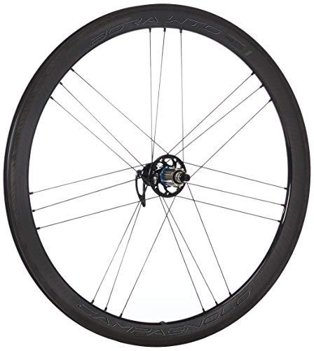 Campagnolo Unisex– Erwachsene Bora WTO 45 Laufräder, schwarz, One Size