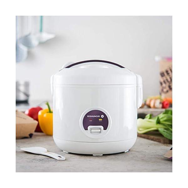 Reishunger Rice Cooker (1.2l/500W/220V) 2
