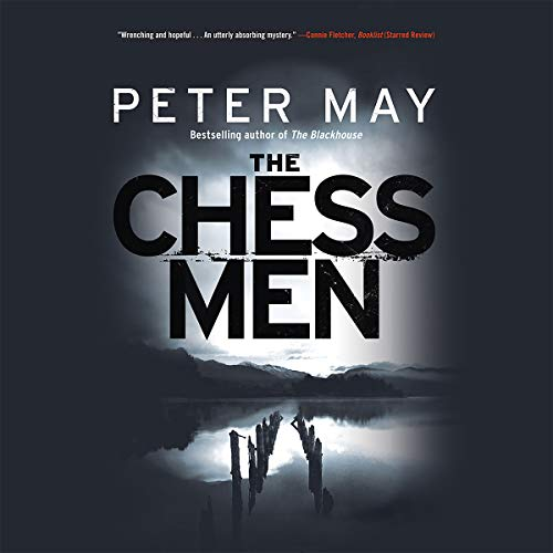 The Chessmen audiobook cover art