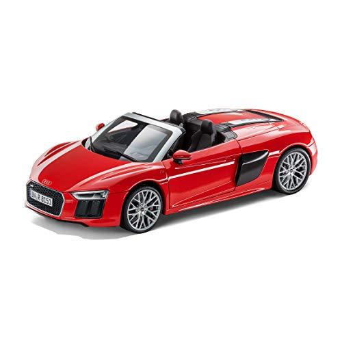 Audi R8 Spyder V10 1:18 Dynamitrot