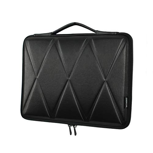MCHENG Laptop Handbag Sleeve 15.6 inch Lightweight Business Briefcase Water Resistant Office College Messenger Bag with Handle for MacBook Pro,Asus, Acer, HP, Lenovo