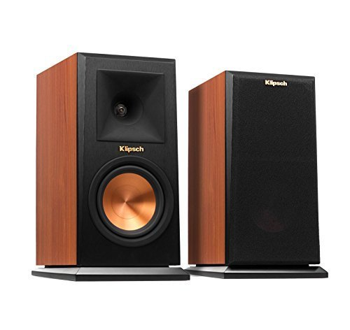 Klipsch RP-150M Bookshelf Speaker - Cherry (Pair)
