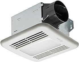 Delta Electronics (Americas) Ltd. ITG50LED Delta BreezIntegrity Series 50 CFM Fan/Dimmable LED Light, 5.0W, 0.7 Sones