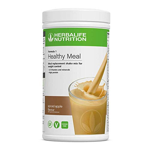 Herbalife Formula 1 Nutritional Shake (Nutritional Shake Mix Spiced Apple 550 g)